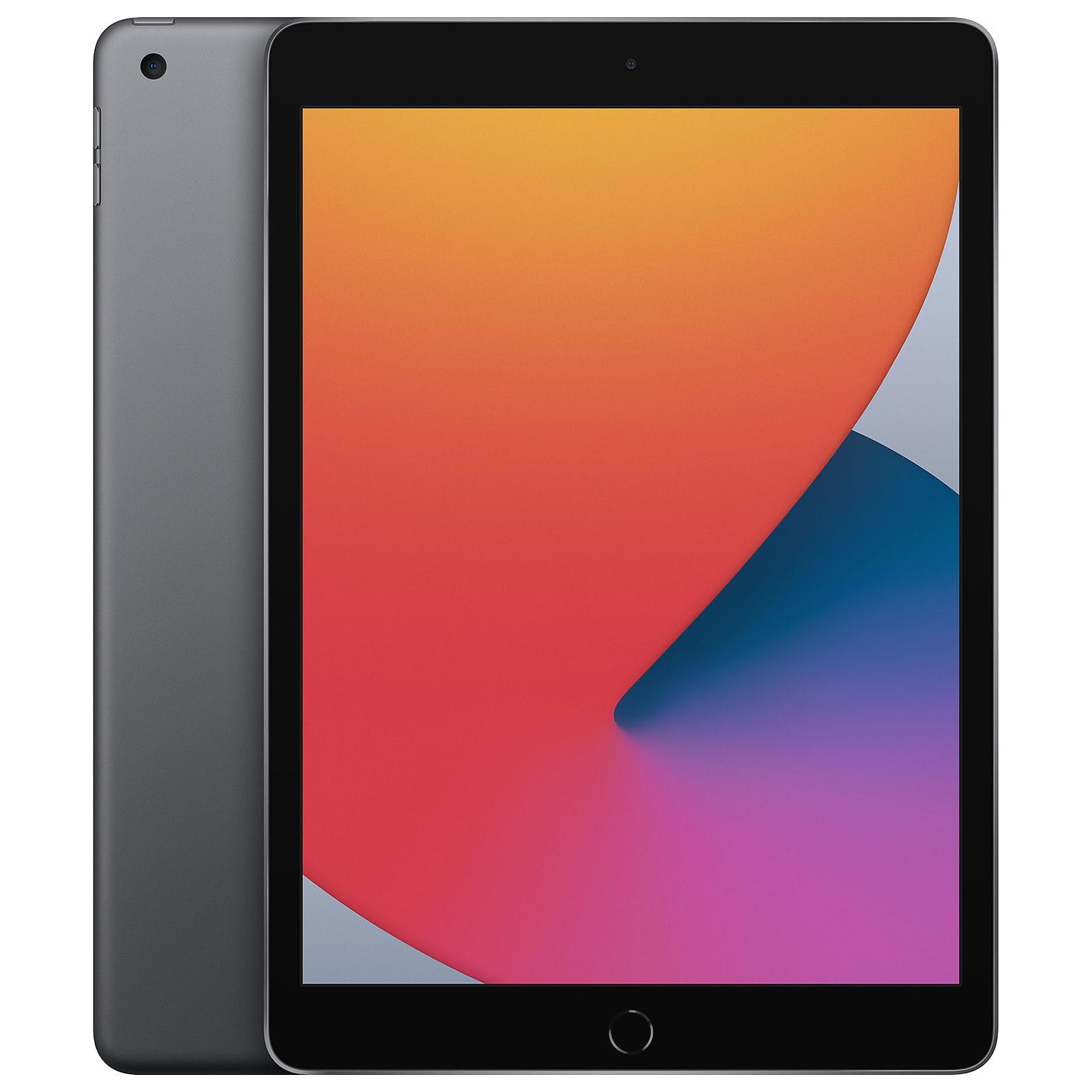 iPad 10.2 WiFi 128Go Gris Sidéral - MYLD2NF/A