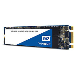 WD 250 Go BLUE M.2 WDS250G2B0B
