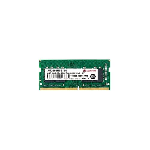 Transcend 8 Go JM DDR4 2666Mhz SO DIMM 1Rx8