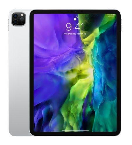 iPad Pro 11 Wifi 512Gb Silver