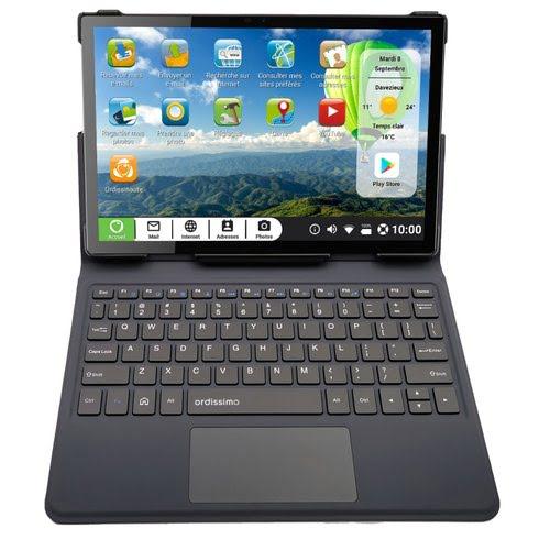 Ordissimo Ordissimo Keyboard Tablet Celia