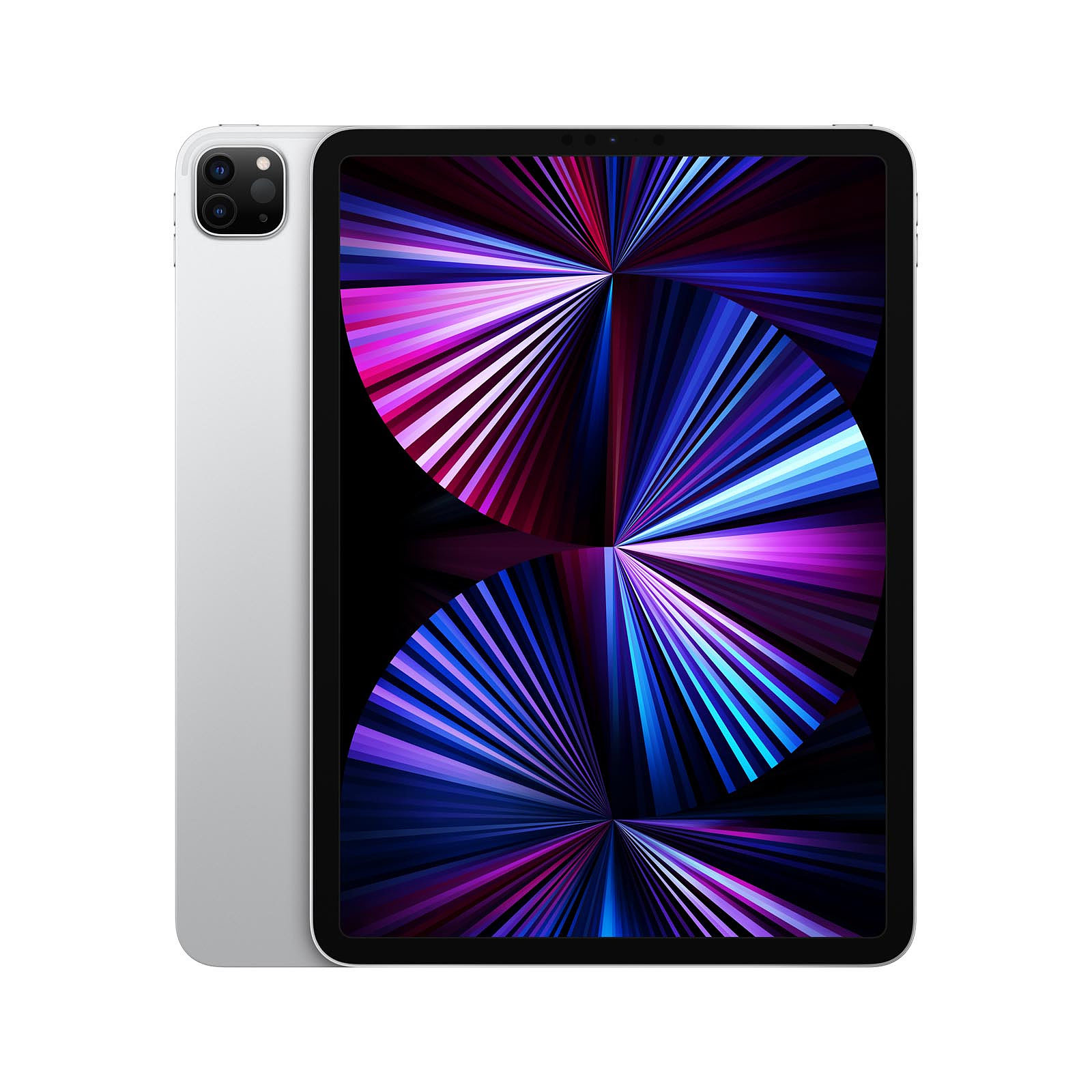 iPad Pro 11 WiFi+Cell 128Go Argent - MHW63NF/A