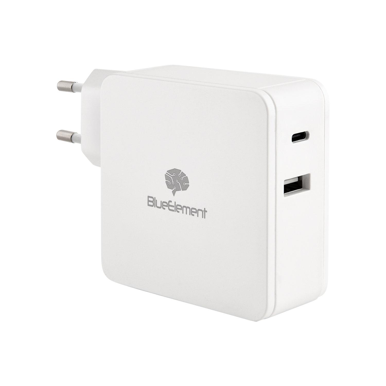 Smart USB-C Charger 60W - cable 1,8m inclus