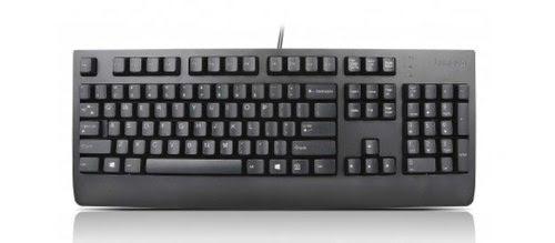 Lenovo Lenovo Preferred Pro II USB Keyboard Bla