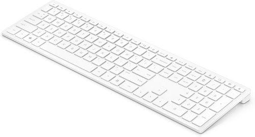 HP HP Pavilion Wireless Keyboard 600 White