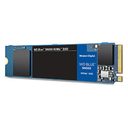 WD 1 To BLUE SN550 NVMe M.2 WDS100T2B0C