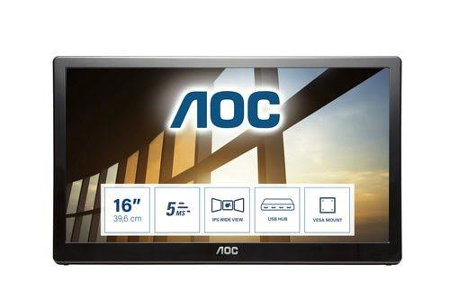 AOC i1659FWUX/16 IPS 1920x1080 5ms