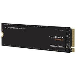 WD 1 To BLACK SN850 NVMe Gen4 M.2 WDS100T1X0E