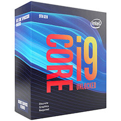 Intel Core i9 9900KF 3.6GHz/LGA1151(2017)/Ss Vent./BOX