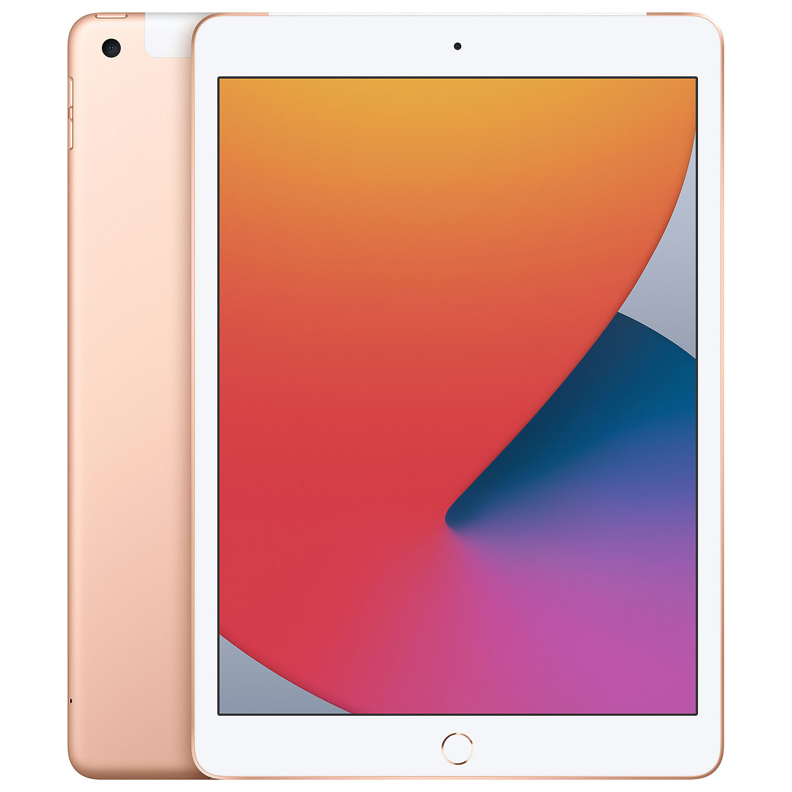 iPad 10.2 WiFi+Cell. 32Go Or - MYMK2NF/A