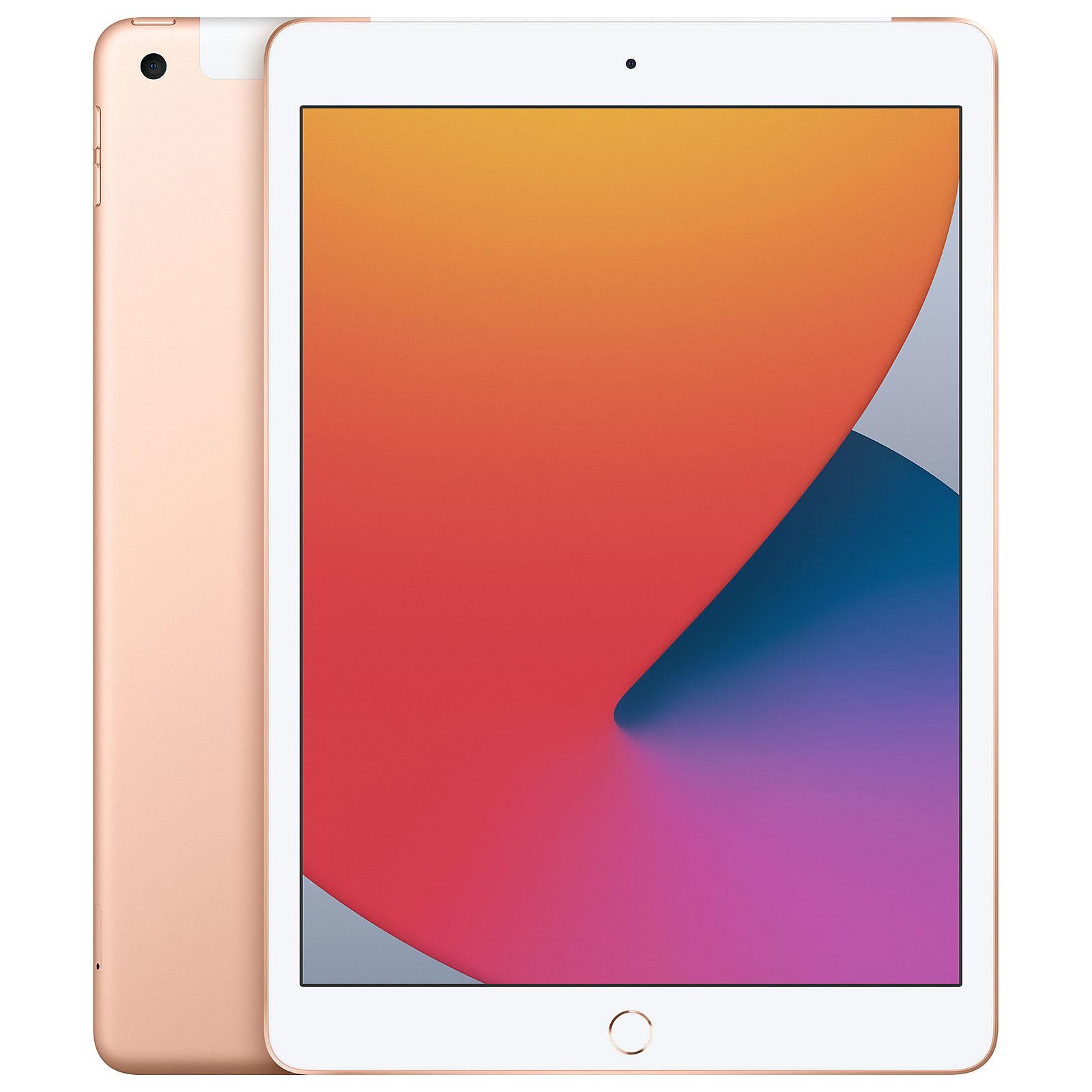 iPad 10.2 WiFi+Cell. 128Go Or - MYMN2NF/A