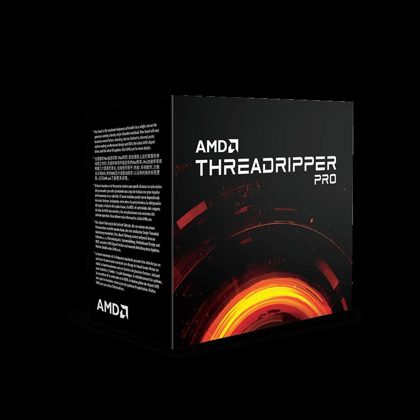 AMD Threadripper 3995WX 2.7GHz/256Mo/sWRX8/ss Vent.