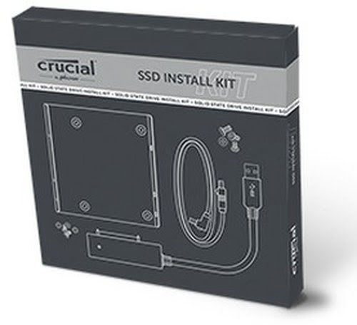 Crucial Kit d'installation SSD Crucial