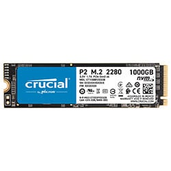Crucial 1 To M.2 NVMe CT1000P2SSD8 P2