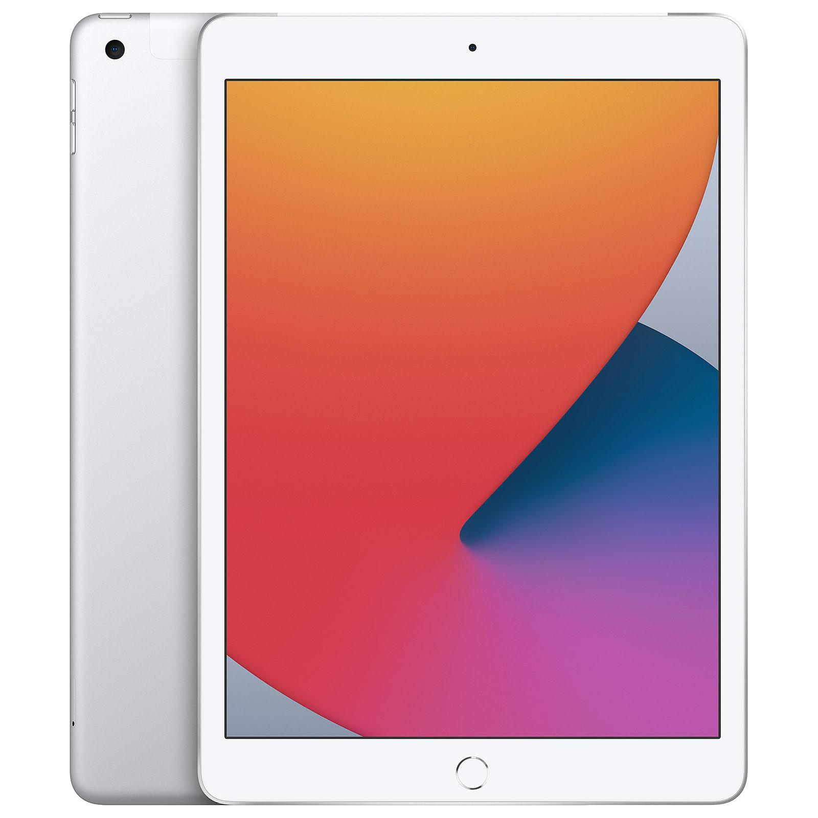 iPad 10.2 WiFi+Cell. 32Go Argent - MYMJ2NF/A