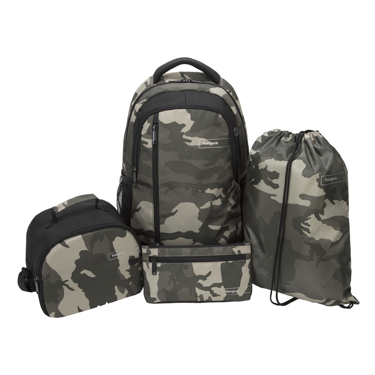TSB96305EU Sport Green Camo Backpack Bundle
