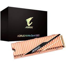 Gigabyte 500 Go M.2 NVMe Gen4 AORUS GP ASM2NE6500GTTD