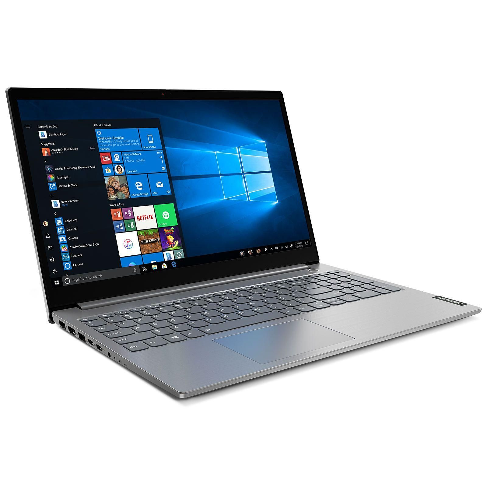 ThinkBook 15-IIL - i5-1035G1/8Go/256Go/15.6/W10P
