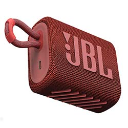 JBL 1 HP GO 3 Red