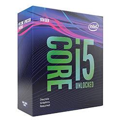 Intel Core i5 9600KF 3.7GHz/LGA1151(2017)/Ss Vent./BOX