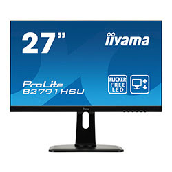 Iiyama B2791HSU B1 27 /1ms/FHD/HDMI/DP/HP/USB