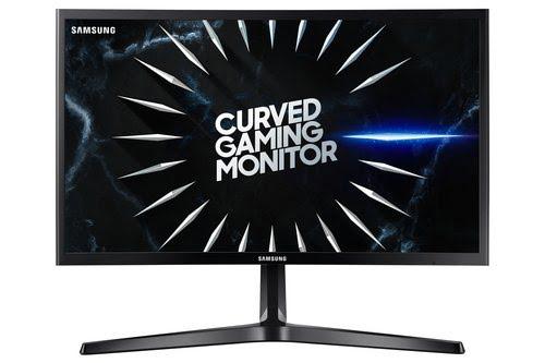 Samsung 24 Curvd 1920x1080 350cd/m2 3000:1 144Hz