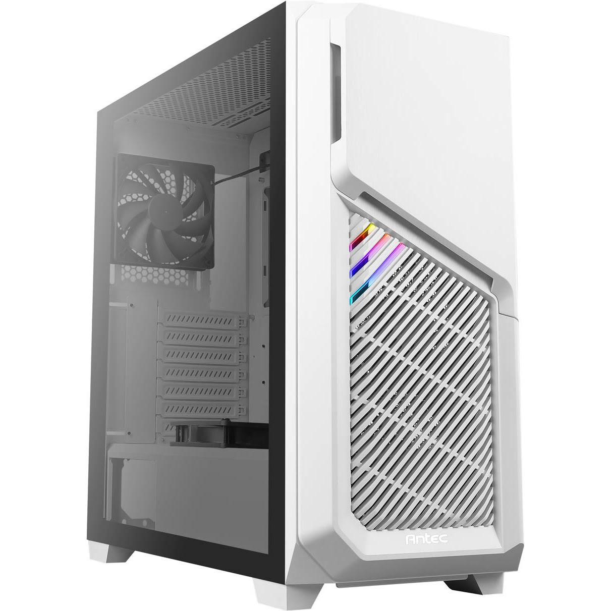 BOÎTIER PC ANTEC DP502 FLUX WHITE