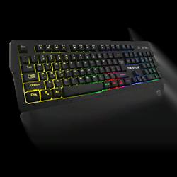 The G LAB Keyz Palladium RGB/Gaming Keyboard
