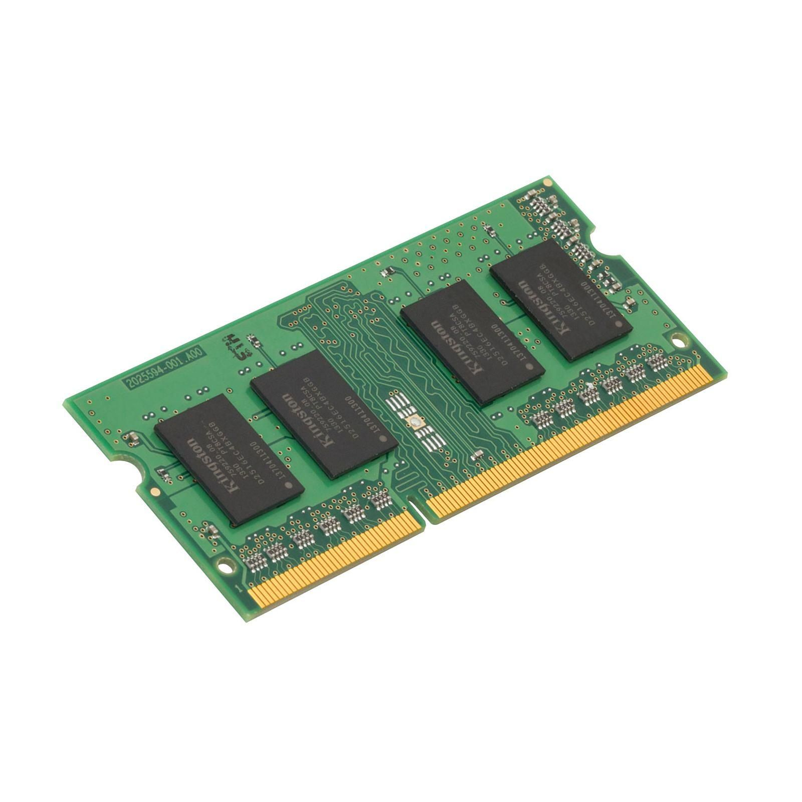 SO-DIMM 8Go DDR4 2400 KVR24S17S8/8