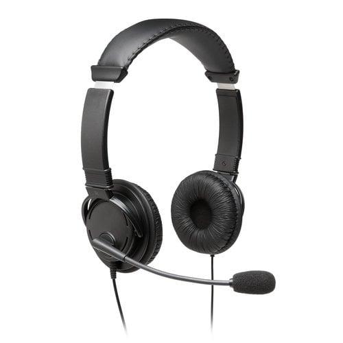 Kensington USB Hi Fi Headphones with Mic