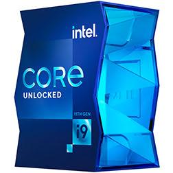 Intel Core i9 11900K 3.5GHz/16Mo/LGA1200/Ss Vent./BOX