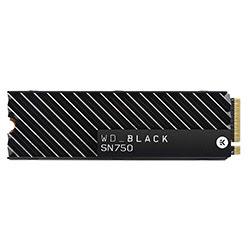 WD 2 To BLACK NVMe M.2 dissipateur WDS200T3XHC