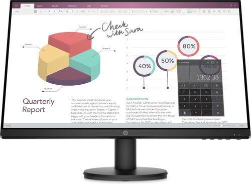 HP HP P24v G4 FHD Monitor EU