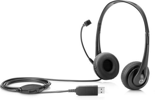 HP HP Stereo USB Headset