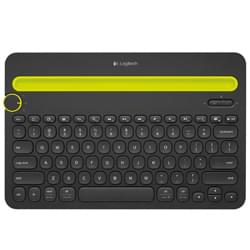 Logitech K480 Black (Bluetooth)