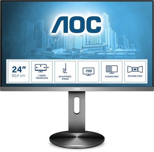 AOC I2490PXQU/BT 23.8 1920x1080 IPS 4Ms DP
