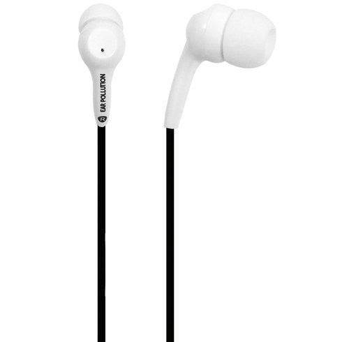 ZAGG IFROGZ earbuds w/mic Bolt white